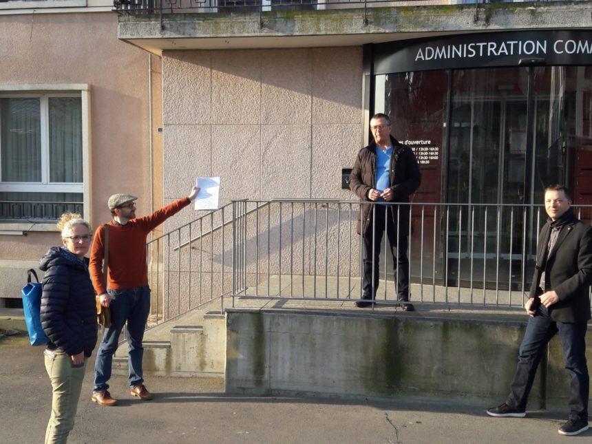 Le PSIG s'oppose à la 5G à Bussigny (suite)