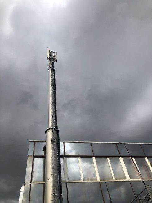 Le PSIG s'oppose à la 5G à Bussigny