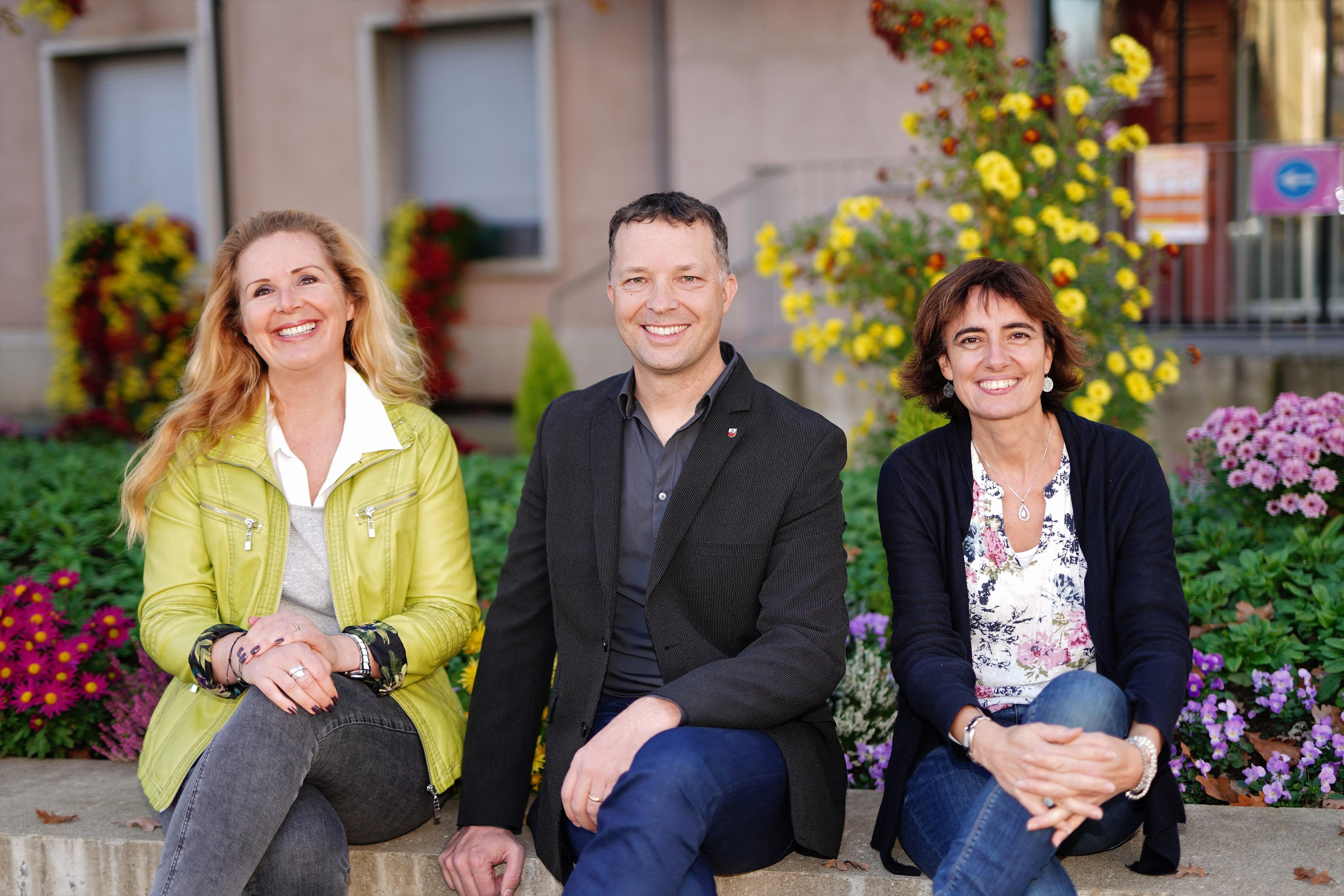 Trois candidats municipalité